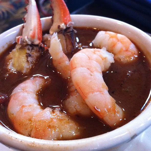 Gumbo @ Pappas Seafood House