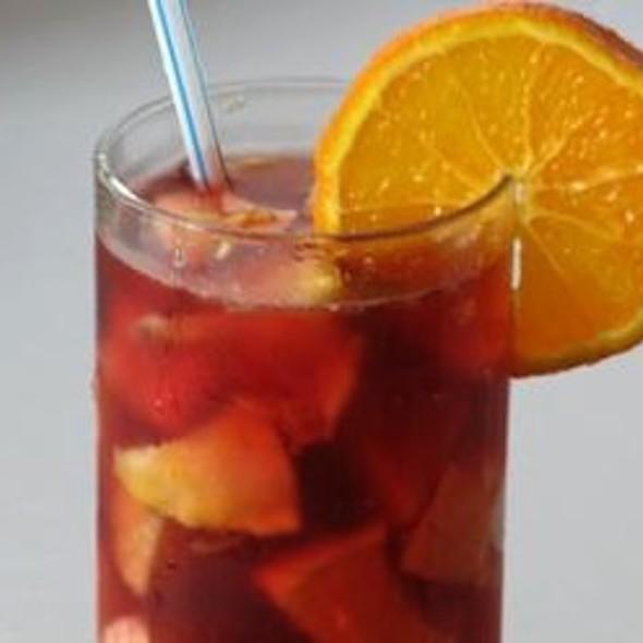 Sangria Cocktail @ El Siboney Restaurant