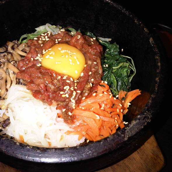 Bi Bim Bap @ You Rea Guan