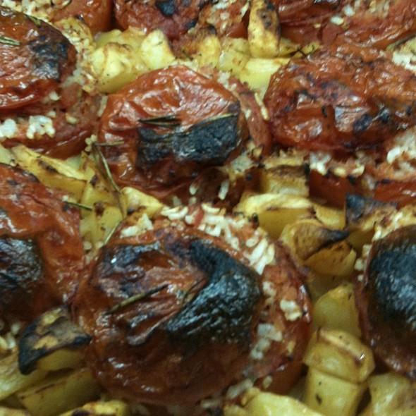 Stuffed Tomatoes @ Il Faro