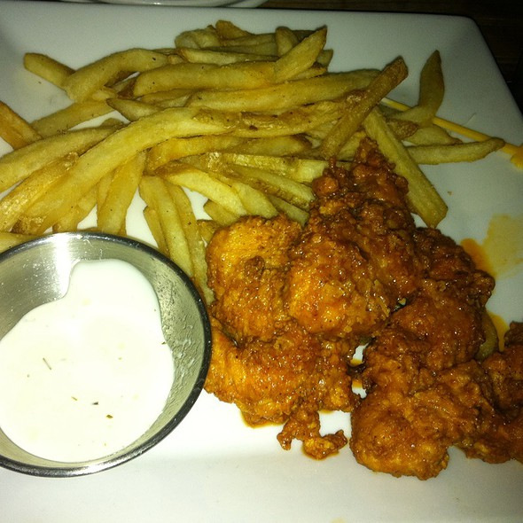 Chicken Fingers - Jack Astor's - Toronto (Front St.), Toronto, ON