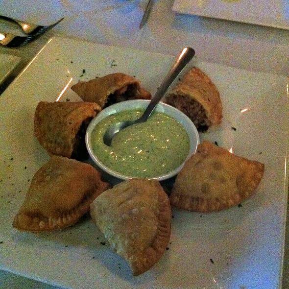 Empanadas Mixtas - Rudy & Paco Restaurant & Bar, Galveston, TX