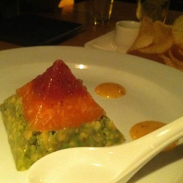 Tartar Pyramid - Blowfish Sushi - SF, San Francisco, CA