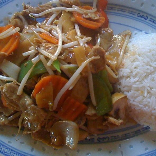 Chicken Chop-Souy @ Hong Kong-Perle