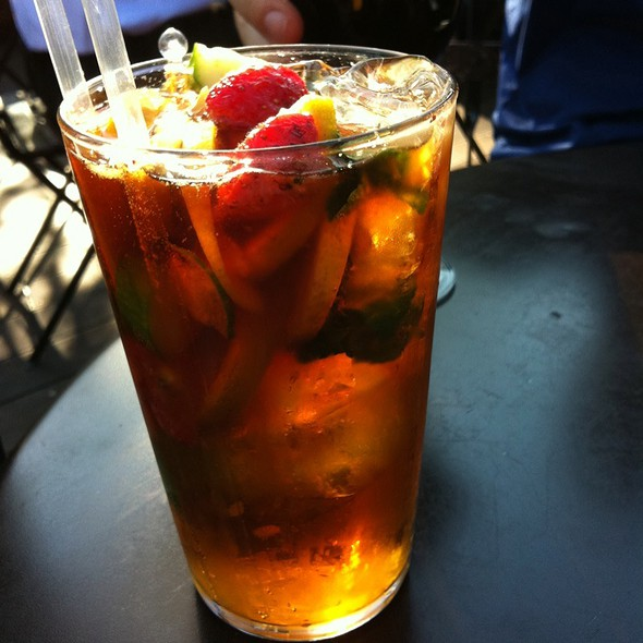 Pimm's Cup @ The Waterway