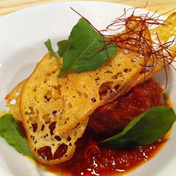 Spicy Meatball @ Prima Kailua