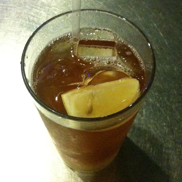 Plantation Iced Tea @ Sam Choy's Breakfast, Lunch & Crab & Big Aloha Brewery