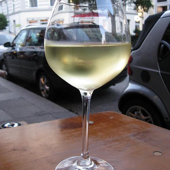 White Wine @ Casa Franco