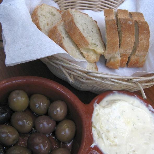 Olives & Aioli @ Casa Franco