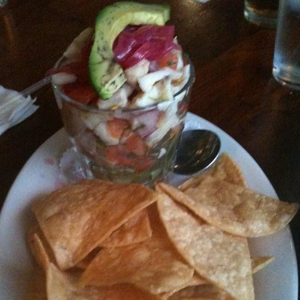 Black Drum Ceviche - El Alma Cafe y Cantina, Austin, TX