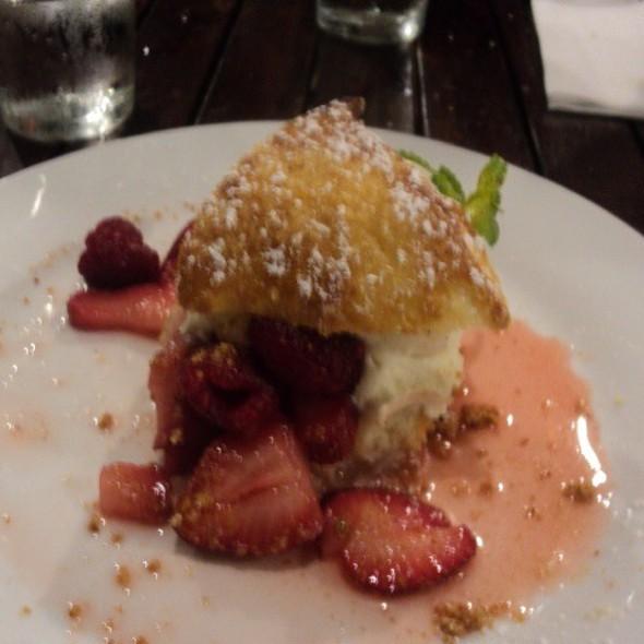 Summer Berry Shortcake - Redwood, Bethesda, MD