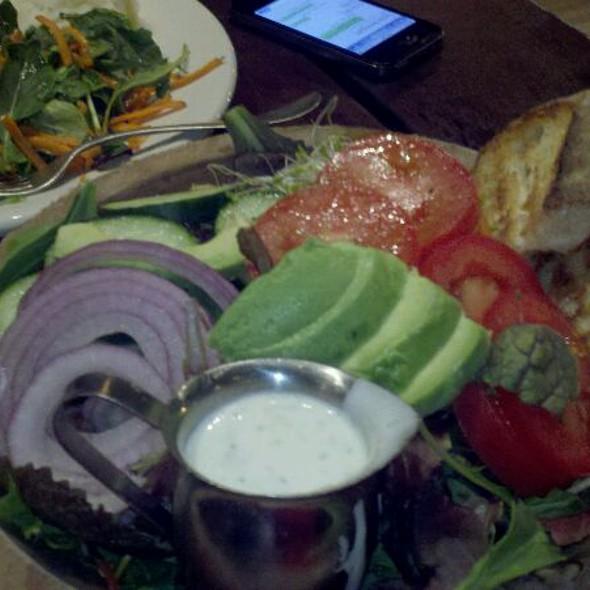 Berkeley Bowl Salad @ The  Grove - Yerba Buena