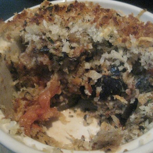 Eggplant Tomato Gratin (vegetarian) @ Sable Kitchen & Bar