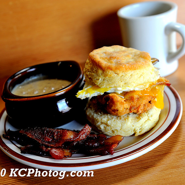 The Reggie @ Pine State Biscuits
