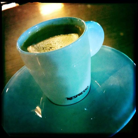 Caffee - Fonda Argentina - San Jeronimo, México, CDMX