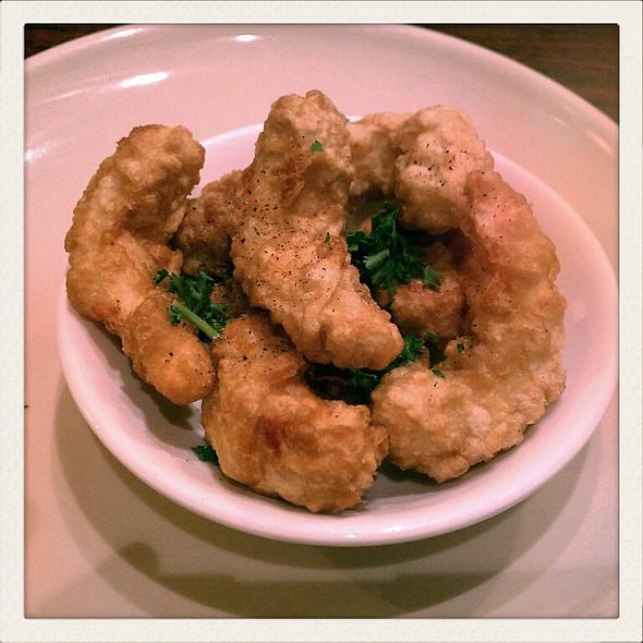 Vegan Fried Shrimp @ No Worries Filipino Vegan Cuisine