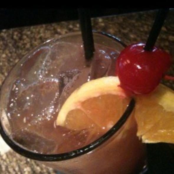 Pomegranate Sunset @ BJ's Restaurant & Brewhouse