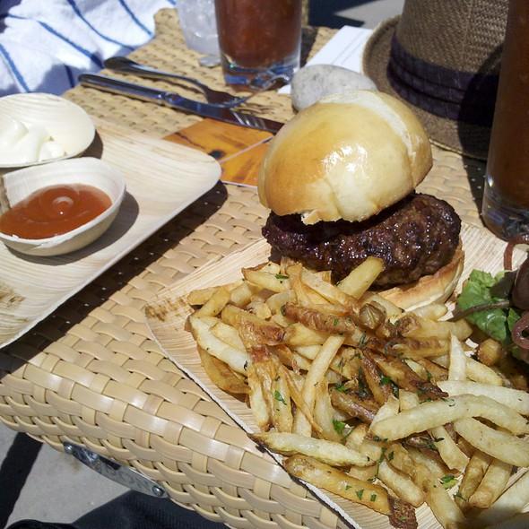 Niman Ranch Burger