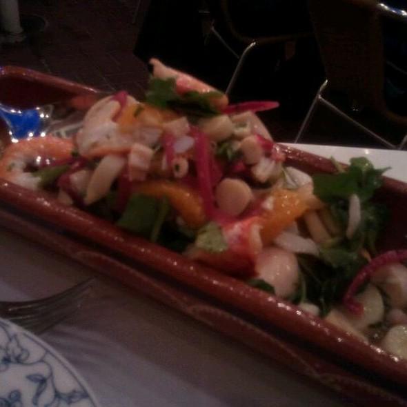 Salada De Marisco @ Koo Zee Doo