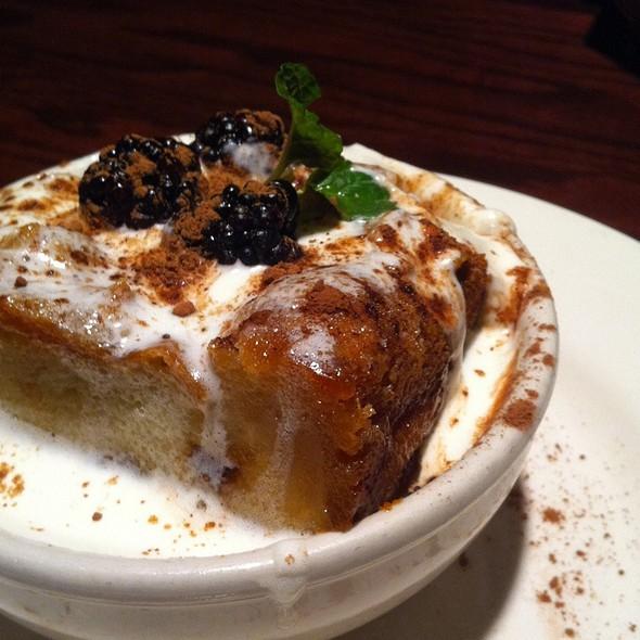 Bread Pudding - Charleston's Restaurant - Castleton, Indianapolis, IN