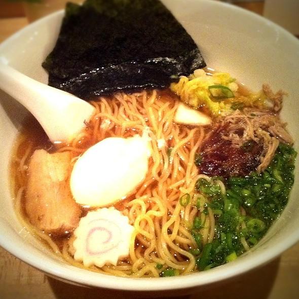 Momofuku Ramen Noodle Bowl