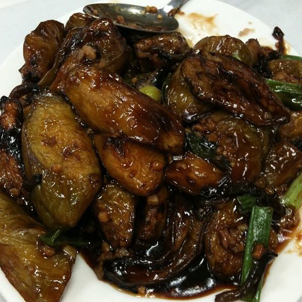 Spicy Eggplant @ Kapolei Chinese Restaurant