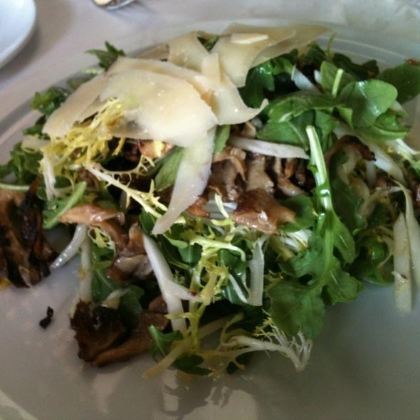 Mushroom Salad @ Fraiche