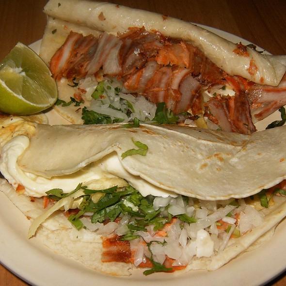 Tacos al Pastor ( Gringa )