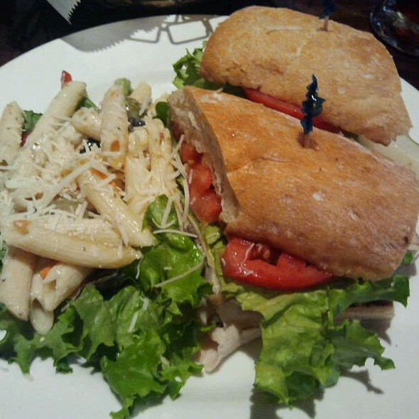 Roasted Turkey Sandwich - Village Tavern Pembroke Pines, Pembroke Pines, FL