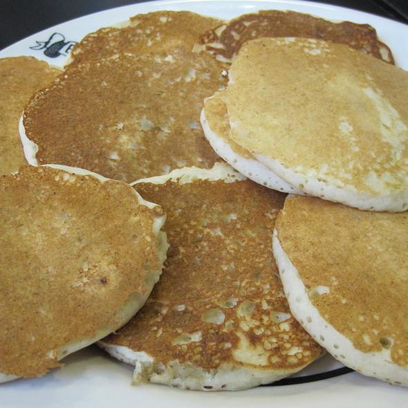 Lemon Ricotta Pancakes @ Shopsins