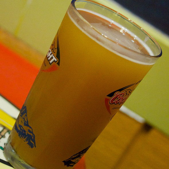 Leinenkugel's Sunset Wheat @ Beach Hut Deli