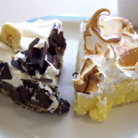 Lemon Meringue Pie @ Hoosier Mama Pie Company