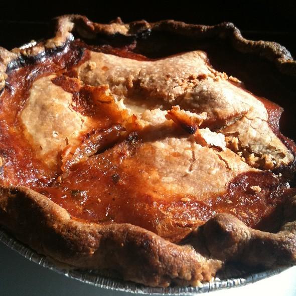 Vegetarian Pot Pie @ Mission Pie