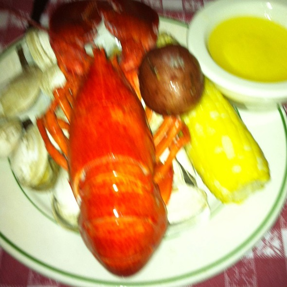 New England Clam Bake @ Durgin Park Restaurant