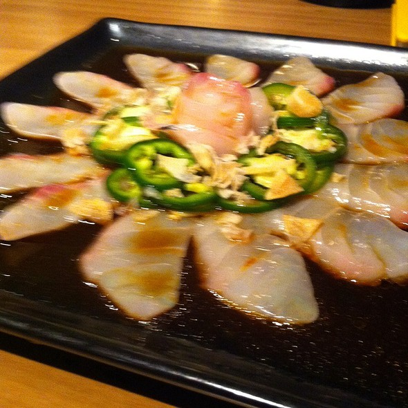 Sea Bass Special @ Taro's By Mikuni