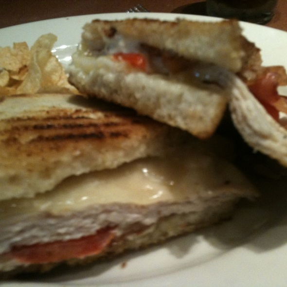 Turkey Panini @ Nordstrom MacArthur Center
