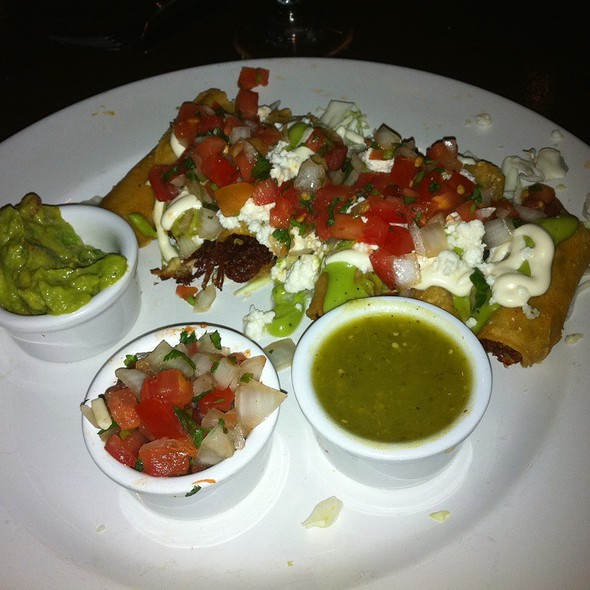 Taquitos - Casa Sanchez, Los Angeles, CA