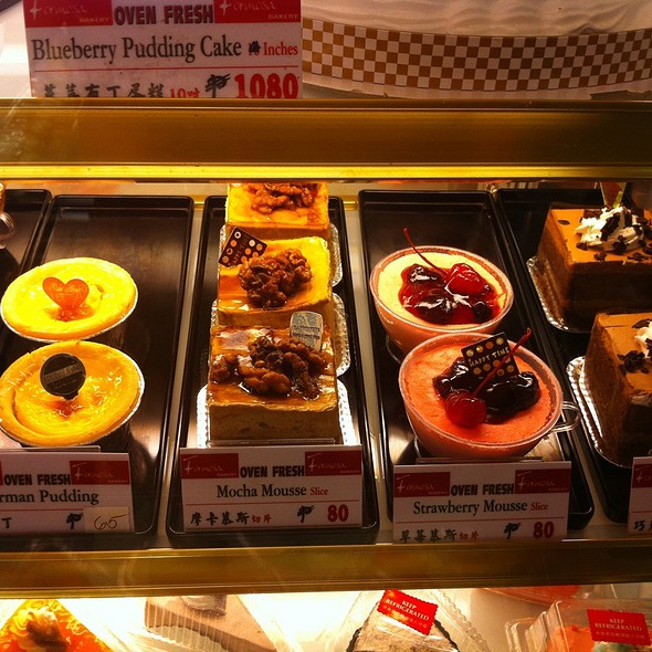 Assorted Puddings @ Feng Wei Wee
