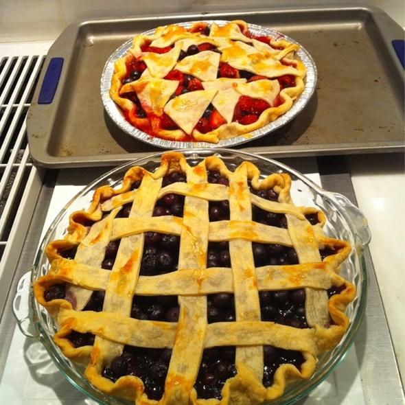 Pie @ East Hampton, NY