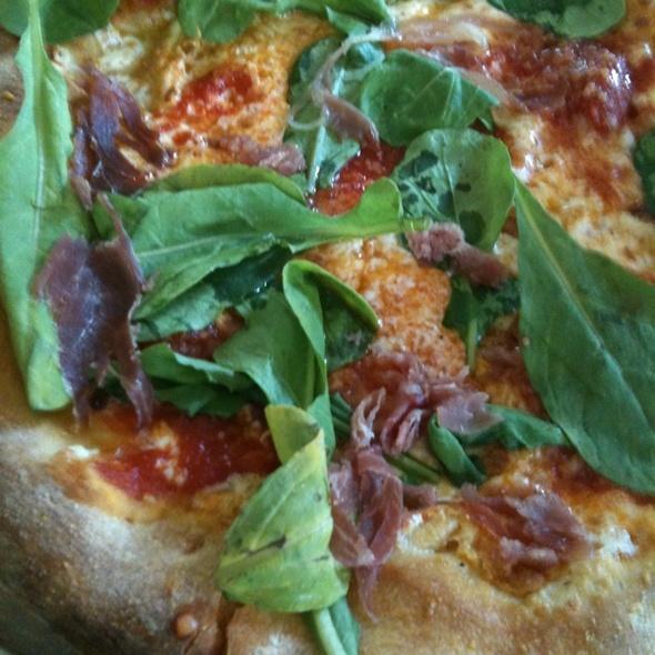 San Danielle pizza @ Neo Pizza