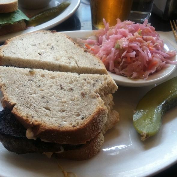 Meatloaf Sandwich @ Kenny & Zuke's Delicatessen