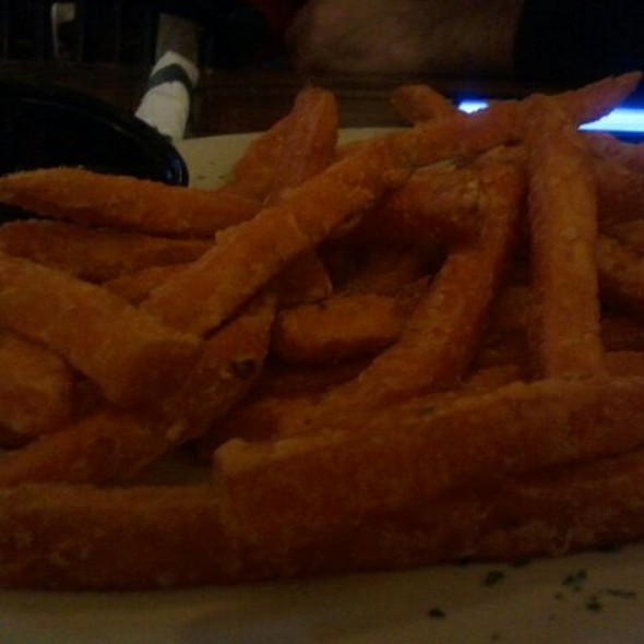 Sweet potato fries @ The Brewerie at Union Station