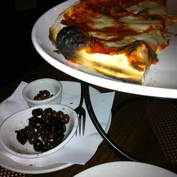 Pizza Margherita @ Osteria Coppa