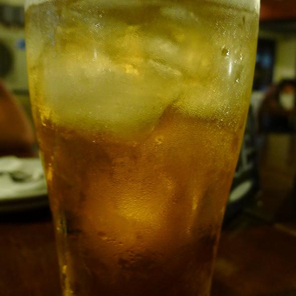 Peach Beer @ Pino Resto Bar