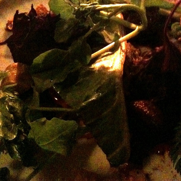 Duck Rilettes And Frois Gras Salad