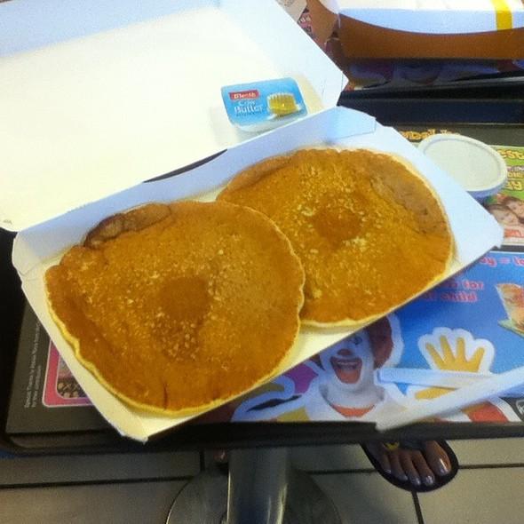 Hot Cake @ McDonald's