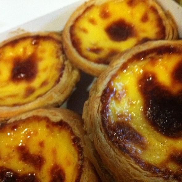 Portugese Egg Tarts @ Koi Kei Bakery