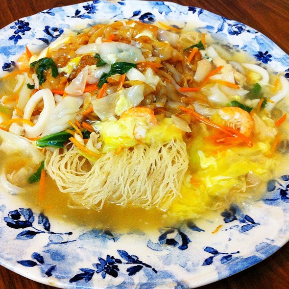 Cantonese Fried @ Restoran Murni Discovery (USJ)