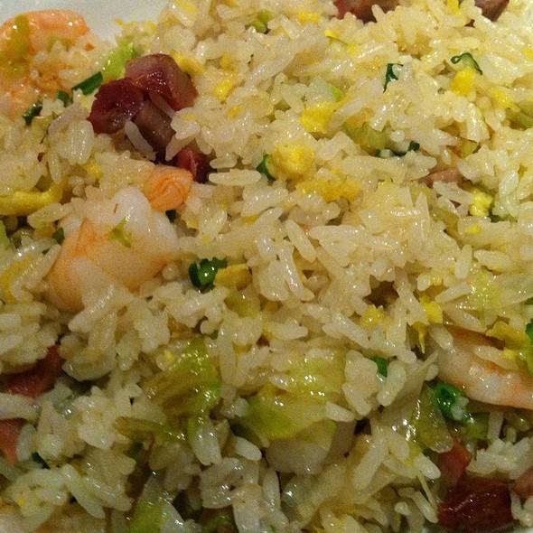 Fried Rice @ Cafe Momo