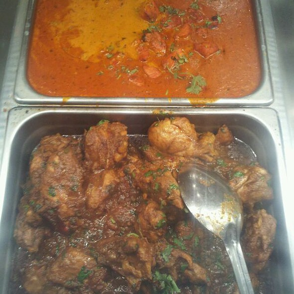 Chicken Tikka Masala & Bone In Chicken Curry @ India Sizzling - Indian Restaurant